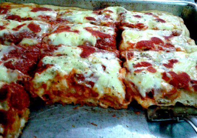 Sicilian Pizza Picture