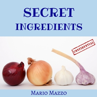Secret Ingredients Cookbook