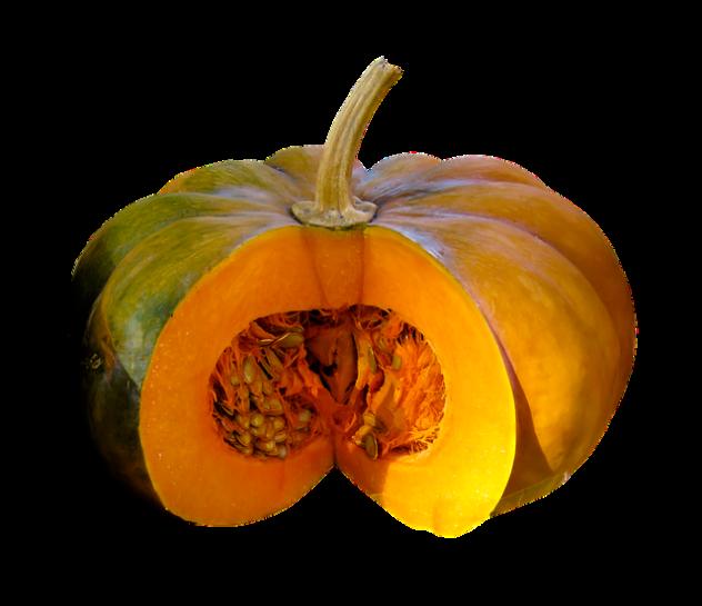 Pumpkin Soup with Veggies