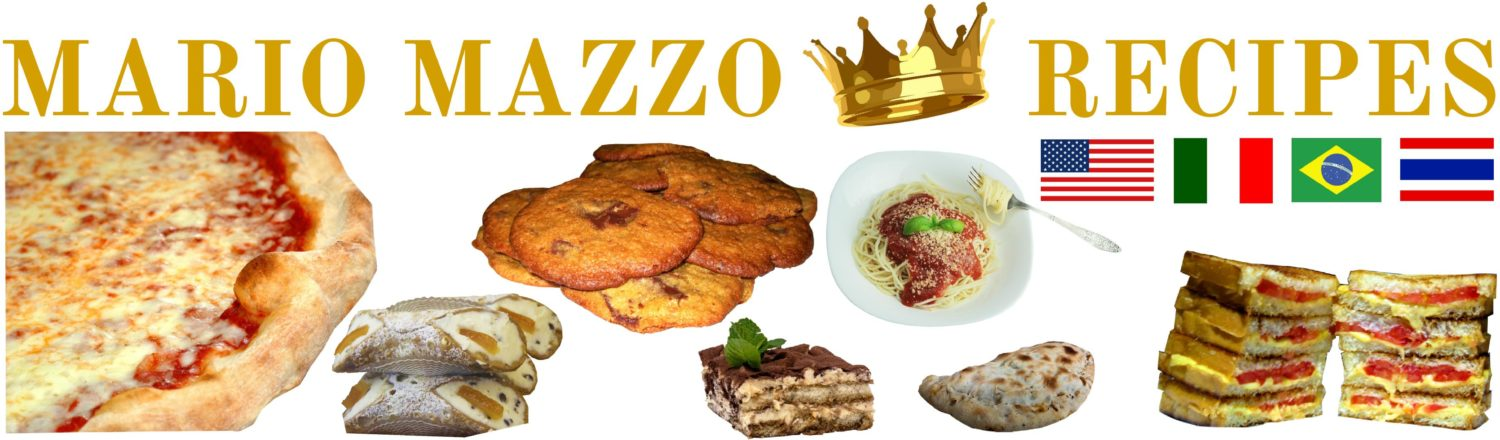 MARIO MAZZO RECIPES