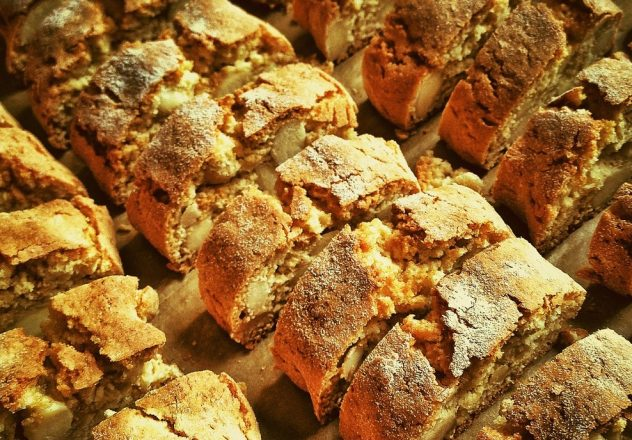 Recipe Photo for Almond Biscotti