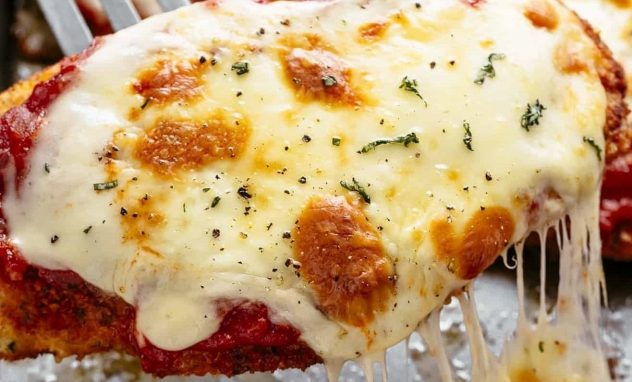 Recipe Photo for Chicken Parmesan