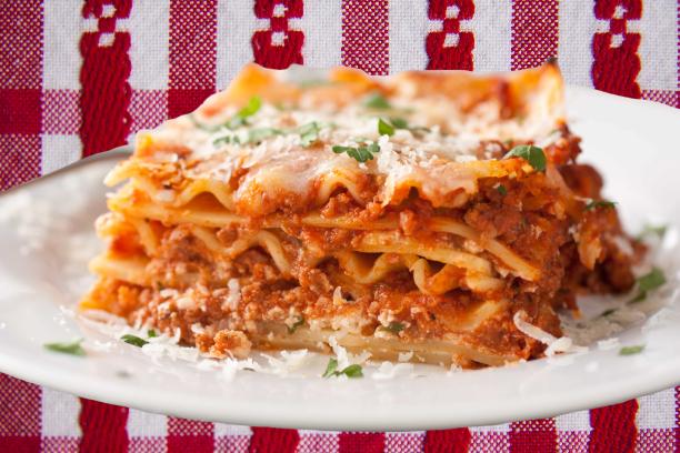 Recipe Photo for Lasagna