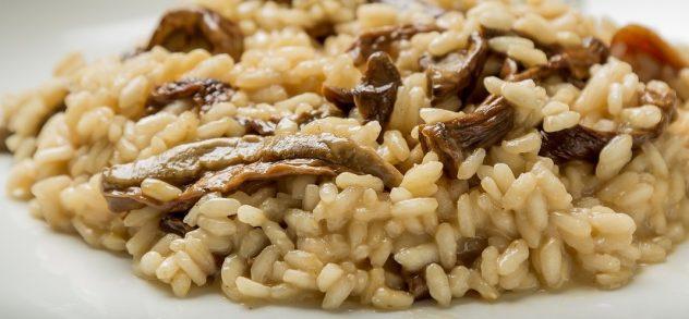 Recipe Photo for Mushroom Risotto