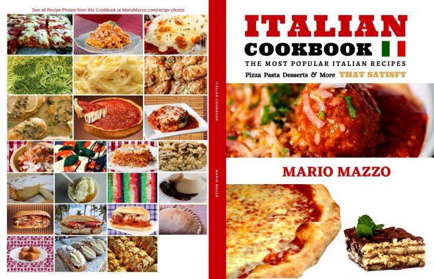 Italian Cookbook Paperback